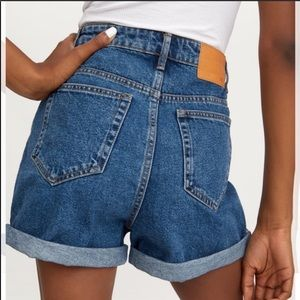 Zara authentic denim by TRF shorts